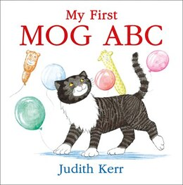 Book My First Mog Abc by Judith Kerr