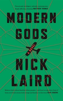 Book Modern Gods by Nick Laird