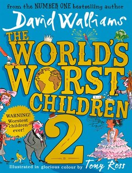 Book The World's Worst Children 2 by David Walliams