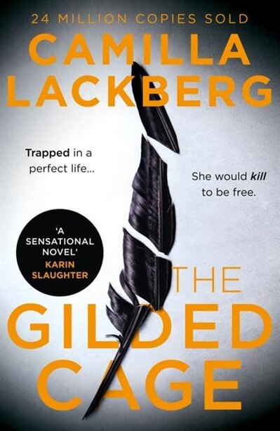 The Gilded Cage by Camilla Lackberg