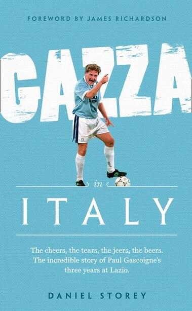 Gazza In Italy by Daniel Storey