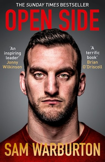 Open Side: The Official Autobiography by Sam Warburton
