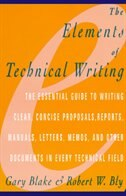 Book Elements of Technical Writing by Gary Blake