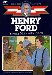 Book Henry Ford: Young Man With Ideas by Hazel B. Aird