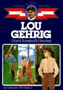 Book Lou Gehrig: One of Baseball's Greatest by Guernsey Van Riper Jr.