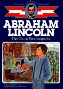 Book Abraham Lincoln: The Great Emancipator by Augusta Stevenson