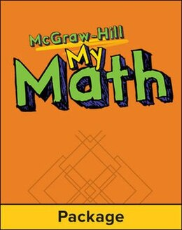 Book McGraw-Hill My Math, Grade 3, Student Edition Package (volumes 1 and 2) by McGraw Education