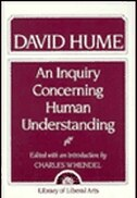Book Hume: An Inquiry Concerning Human Understanding by Charles W. Hendel