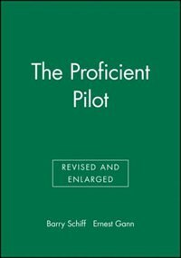 Book The Proficient Pilot by Barry Schiff