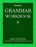 Book Writer'schoice: Grammar Workbook 8 by Glencoe