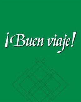 Book ¡Buen viaje! Level 2, Writing Activities Workbook: Level 2, Writing Activities Workbook by McGraw-Hill Education