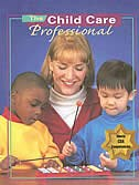 Book The Child Care Professional, Student Text by McGraw-Hill Education