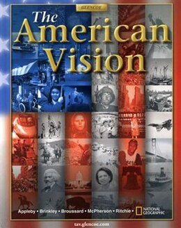 Book The American Vision, Student Edition by McGraw-Hill Education