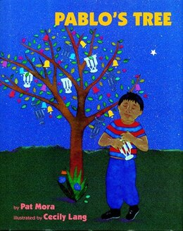 Book Pablo's Tree by Pat Mora