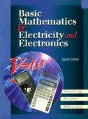 Book Basic Mathematics for Electricity and Electronics by Bertrard Singer
