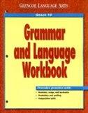 Book Grammar And Language Grade 10 by Glencoe