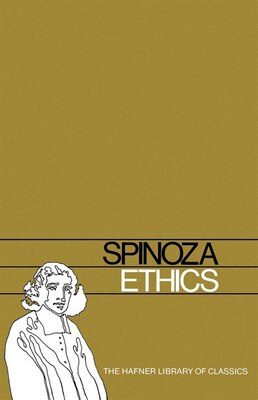 Book Ethics by Benedict De Spinoza