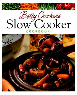 Book Betty Crocker's Slow Cooker Cookbook by Betty Crocker