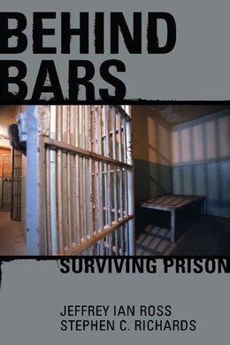 Book Behind Bars: Surviving Prison by Jeffrey Ross