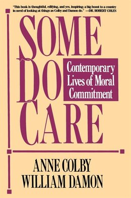 Book Some Do Care by Anne Colby