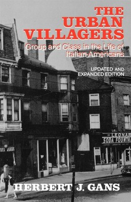 Book Urban Villagers, Rev & Exp Ed by Herbert J. Gans