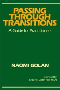 Book Passing Through Transitions by Naomi Golan