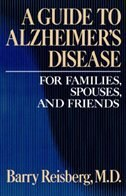 Book Guide to Alzheimer's Disease by Barry Reisberg