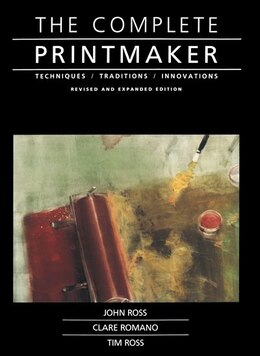 Book Complete Printmaker by John Ross