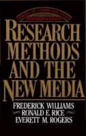 Book Research Methods And The New Media by Frederick Williams