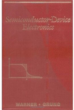 Book Semiconductor-Device Electronics by R. M. Warner