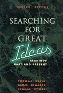 Book Searching For Great Ideas: Readings Past And Present by Tom Klein