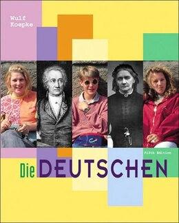 Book Die Deutschen by Wulf Koepke