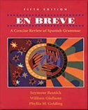 Book En Breve: A Concise Review Of Spanish Grammar by Seymour Resnick