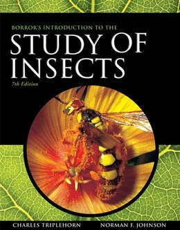 Book Borror And Delong's Introduction To The Study Of Insects by Norman F. Johnson