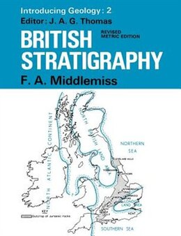Book British Stratigraphy by Frank A. Middlemiss