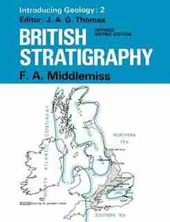 British Stratigraphy by Frank A. Middlemiss