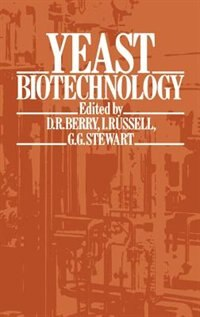 Book Yeast Biotechnology by David R. Berry