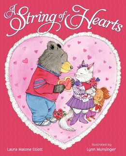 Book A String of Hearts by Laura Malone Elliott