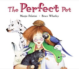 Book The Perfect Pet by Margie Palatini