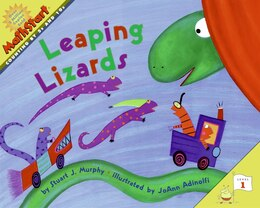 Book Leaping Lizards by Stuart J. Murphy