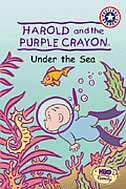 Book Harold And The Purple Crayon: Under The Sea: Under The Sea by Liza Baker