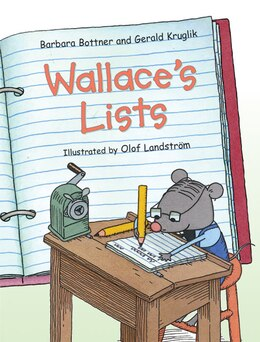 Book Wallace's Lists by Barbara Bottner