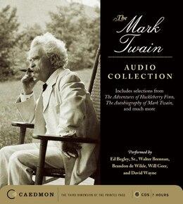 Book Mark Twain Audio CD Collection by Mark Twain