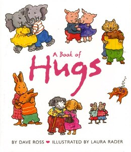 Book A Book Of Hugs by Dave Ross