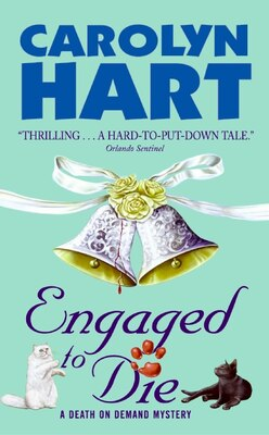Book Engaged To Die: A Death on Demand Mystery by Carolyn Hart