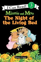 Minnie And Moo: The Night Of The Living Bed: The Night Of The Living Bed