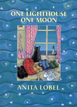 Book One Lighthouse, One Moon by Anita Lobel