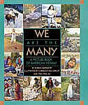 Book We Are The Many: A Picture Book Of American Indians by Doreen Rappaport