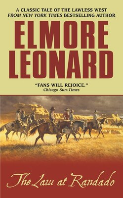 Book The Law At Randado by Elmore Leonard
