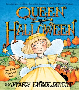 Book Queen of Halloween by Mary Engelbreit